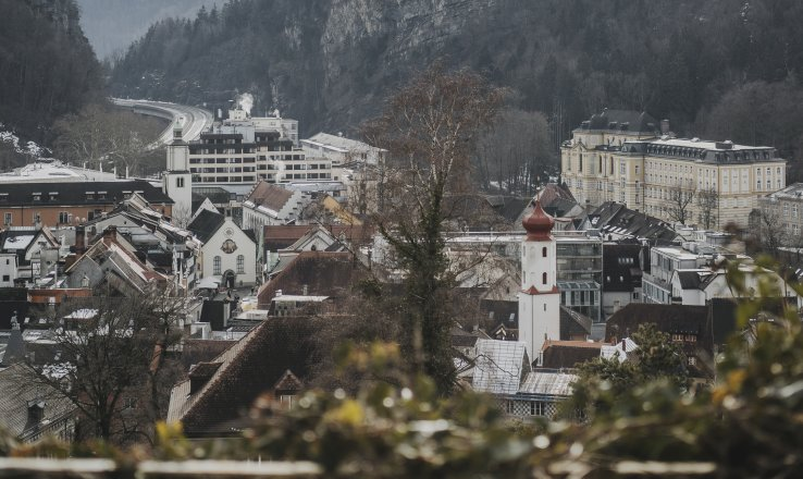 Das Fideliskloster der Kapuziner in Feldkirch